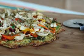 Healthy Recipes: Low Carb Pizza