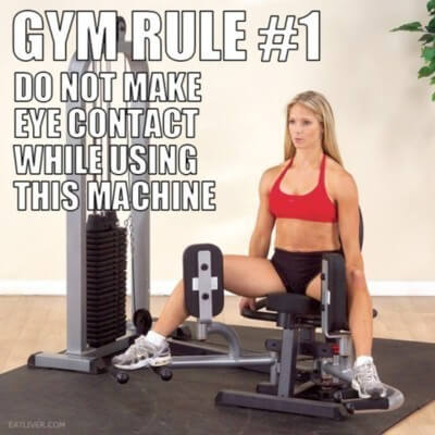 10 Biggest Mistakes You're Making at the Gym