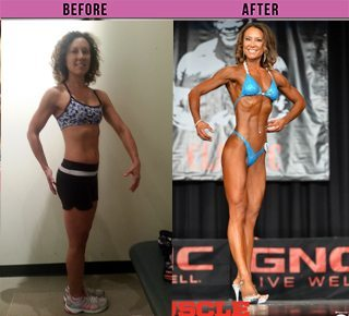 Dating fitness competitor