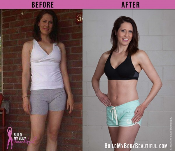 Build My Body Beautiful Client Transformations