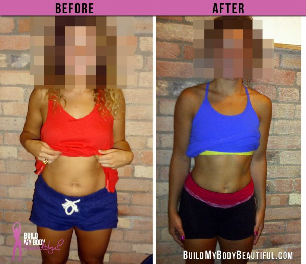 Build My Body Beautiful Results