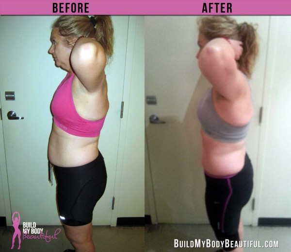 Build My Body Beautiful Client Results