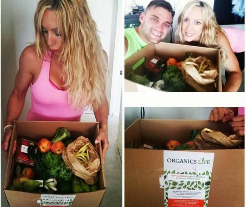 How to Get Organic Groceries Delivered to Your Doorstep for 15% Off
