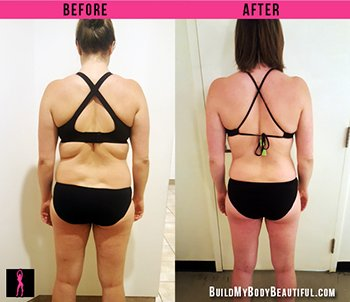 Female Personal Trainers Toronto | Fitness for Women - Build