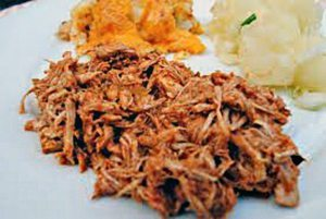 Carb-Cycling: Pulled Chicken Recipe