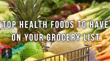 Healthy Grocery List That Will Save Your Waistline