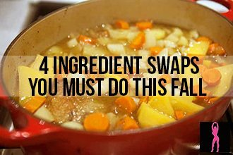 Healthy Fall Recipes: 4 Ideas for Healthy Ingredient Swaps
