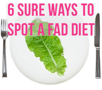 Crash Diets: 6 Red Flags That Give Away Their True Nature