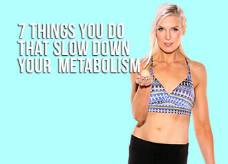 Faster Metabolism: Avoid These 7 Common Mistakes to Stay Lean Year Round