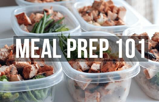 Meal Prep For Those That Get Bored Easily and Need Variety