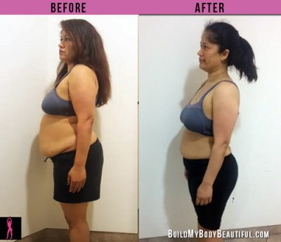 Body Beautiful Bootcamp for Women – Weight Loss Challenge Results