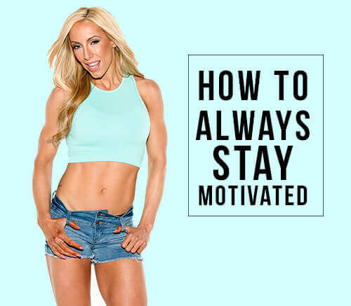 How to Get Self Motivation to Achieve Your Fitness Goals: 6 Foolproof Ways
