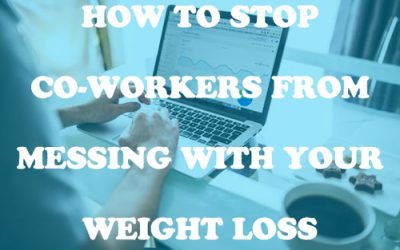 Healthy Office Snacks: How to Stop Co-workers from Sabotaging Your Weight Loss