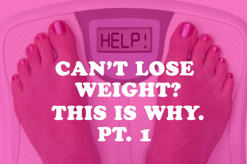 At the Gym Every Day, But Still Can't Lose Weight? – Here Is Why! Part 1