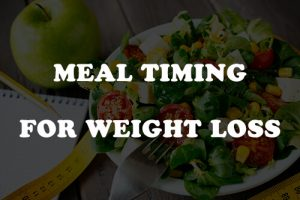 lose weight faster with nutrient timing