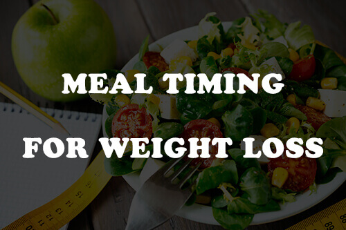 Nutrient Timing 101: Time Your Meals and Lose Weight Faster