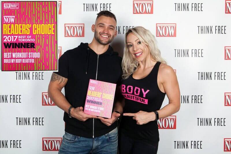 Thanks for Voting Us Best Toronto Bootcamp and Weight Loss Plans for Women