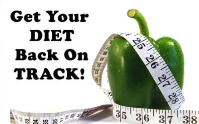 How to Get Your Diet Back on Track
