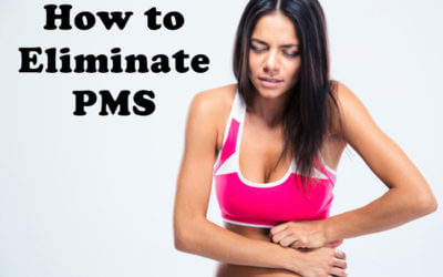 Eliminate PMS Bloating, Gas, Food Cravings…and Other Annoying Period Symptoms