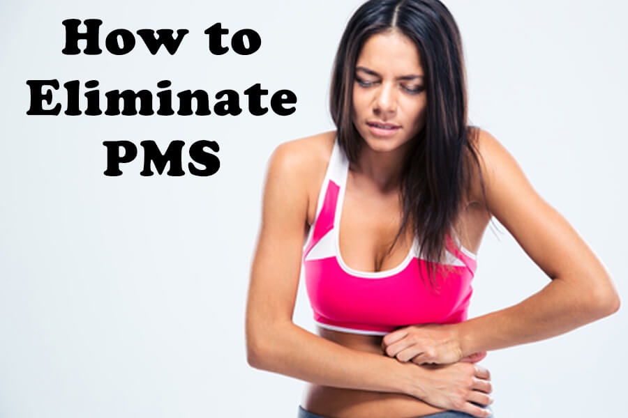 eliminate pms bloating