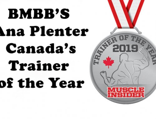 Build My Body Beautiful's Ana Plenter – Personal Trainer of the Year – Muscle Insider