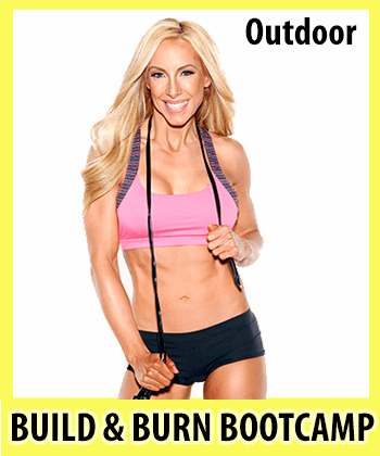 Outdoor fitness classes bootcamp